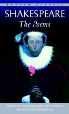 The Poems ebook by William Shakespeare