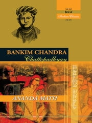 Ananda Math ebook by Bankim Chandra Chattopadhyay