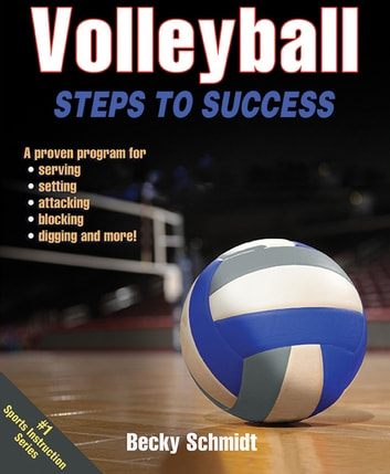 Volleyball ebook by Schmidt,Becky