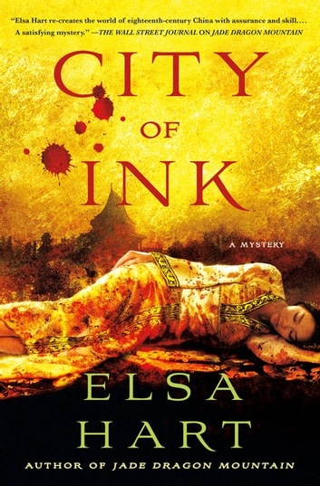 City of Ink - A Mystery ebook by Elsa Hart