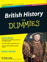 British History For Dummies ebook by