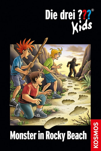 Die drei ??? Kids, 44, Monster in Rocky Beach (drei Fragezeichen Kids) ebook by Ben Nevis