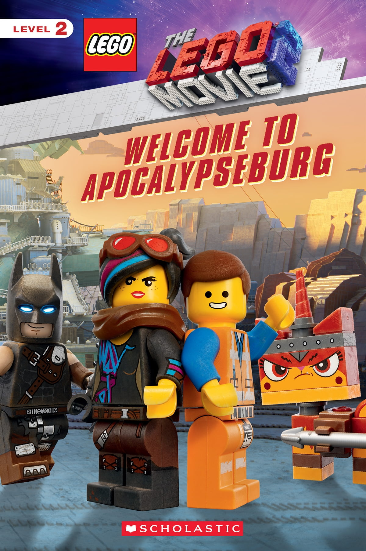 Welcome to Apocalypseburg (The LEGO Movie 2: Reader) eBook by Kate ...