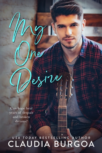 My One Desire ebook by Claudia Burgoa