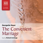 The Convenient Marriage audiobook by Georgette Heyer