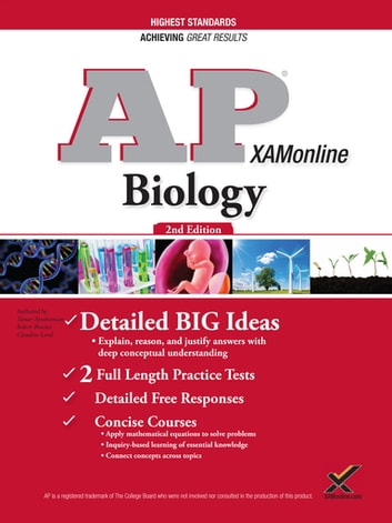 ap biology study guide online Kaplan's ap biology prep plus 2018-2019 is completely restructured and aligned with the current ap exam, giving you concise review of the most-tested content to quickly build your skills and confidence with bite-sized, test-like practice sets and customizable study plans, our guide fits your schedule we're so confident that ap biology prep plus offers the guidance you need that we.