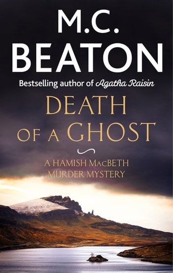 Death of a Ghost ebook by M.C. Beaton