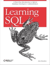 Learning SQL ebook by Alan Beaulieu