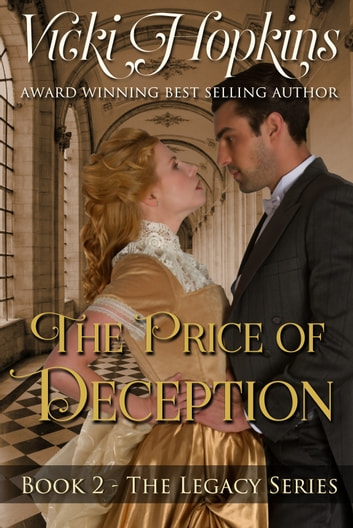 The Price of Deception ebook by Vicki Hopkins