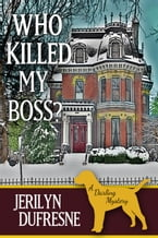 Who Killed My Boss?, Sam Darling Mystery series, #1