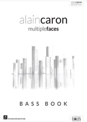 Multiple Faces Bass Book ebook by Alain Caron