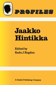Jaakko Hintikka ebook by R. Bogdan