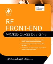RF Front-End: World Class Designs ebook by Janine Love