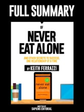 Book Never Eat Alone