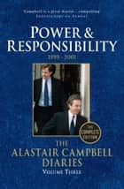 Diaries Volume Three ebook by Alastair Campbell