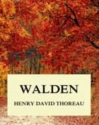 Walden ebook by Henry David Thoreau