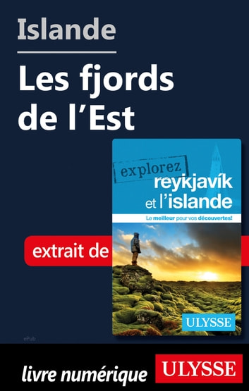 Islande - Les fjords de l'Est ebook by Jennifer Dore-dallas