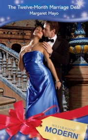 The Twelve-Month Marriage Deal (Mills & Boon Modern) ebook by Margaret Mayo