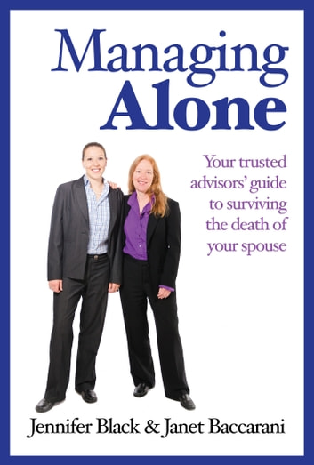 Managing Alone ebook by Jennifer Black