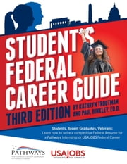 Student's Federal Career Guide ebook by Kathryn Troutman