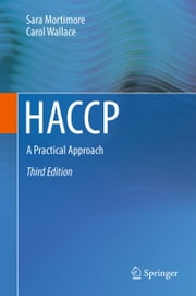 HACCP - A Practical Approach ebook by Sara Mortimore, Carol Wallace