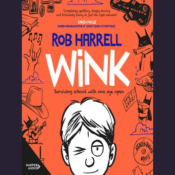Wink audiobook by Rob Harrell