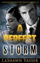 A Perfect Storm - Billionaire BWWM Interracial Romance ebook by LaShawn Vasser