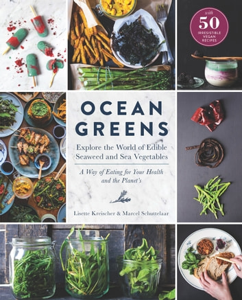 Image of Ocean Greens -ebook - EN