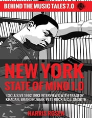 New York State of Mind 1.0 - Behind The Music Tales, #7 ebook by Harris Rosen