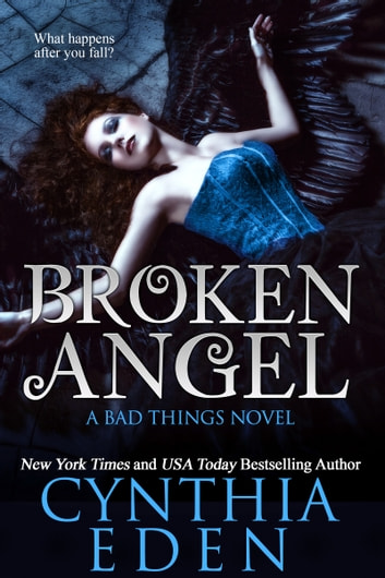 Broken Angel ebook by Cynthia Eden
