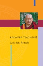 Kadampa Teachings ebook by Lama Zopa Rinpoche