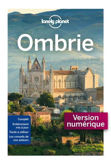 Ombrie 1ed ebook by LONELY PLANET FR