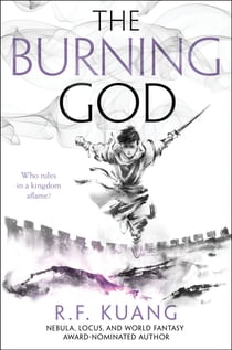 The Burning God e-kirjat by R. F Kuang