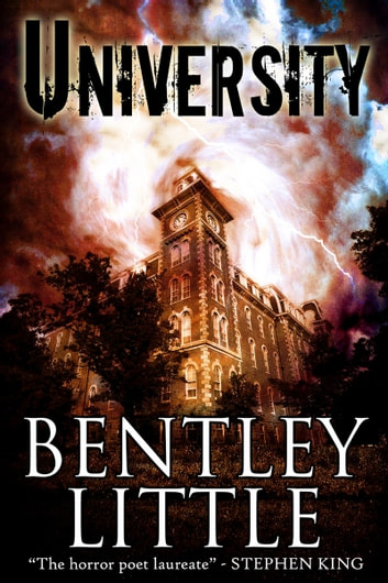 University ebook by Bentley Little