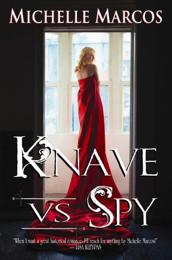 Knave vs. Spy ebook by Michelle Marcos