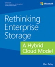 Rethinking Enterprise Storage - A Hybrid Cloud Model ebook by Marc Farley