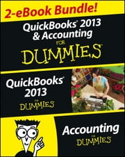 QuickBooks 2013 & Accounting For Dummies eBook Set ebook by Stephen L. Nelson,John A. Tracy
