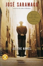 All the Names ebook by José Saramago, Margaret Jull Costa