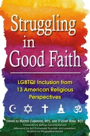 Struggling in Good Faith - LGBTQI Inclusion from 13 American Religious Perspectives ebook by Mychal Copeland,MTS,D'vorah Rose,BCC,Bishop Gene Robinson