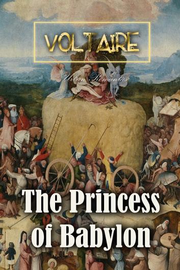 The Princess of Babylon ebook by Voltaire