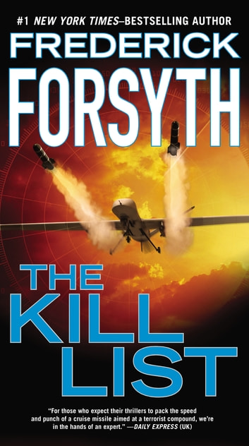 The Kill List ebook by Frederick Forsyth