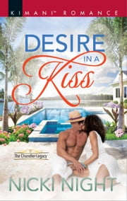 Desire in a Kiss ebook by Nicki Night