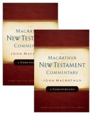 1 & 2 Corinthians MacArthur New Testament Commentary Set ebook by John F. MacArthur Jr.