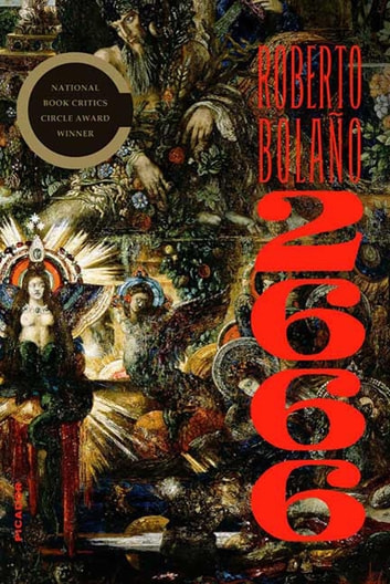 2666 - A Novel ebook by Roberto Bolaño