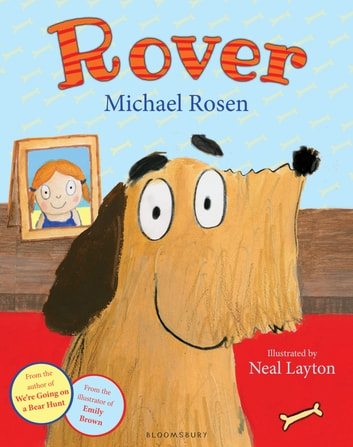 Rover ebook by Michael Rosen