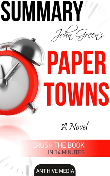 paper towns download ebook