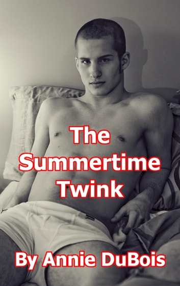 The Summertime Twink - Gay Erotica ebook by Annie DuBois