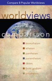 Worldviews Comparison ebook by Alex McFarland
