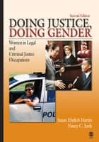 Doing Justice, Doing Gender ebook by Susan Ehrlich Martin,Nancy Jurik