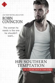 His Southern Temptation ebook by Robin Covington